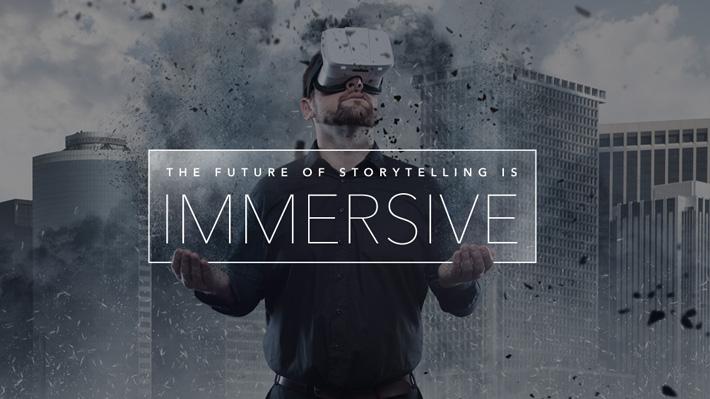 VR anvendes til markedsføring