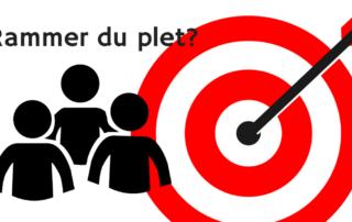 Billede til blogindlæg om at definere målgrupper på Facebook