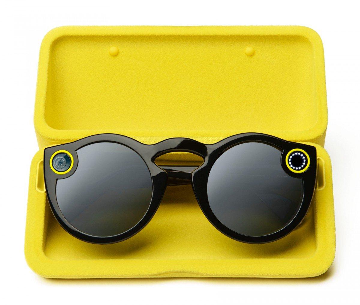 Snapchat briller