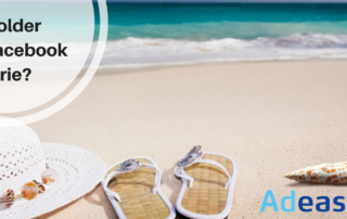 selvom du holder ferie, er der stadig kunder på Facebook