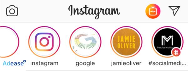 Blog om Instagram Stories
