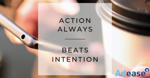 sådna får du realiseret alle dine gode intentioner