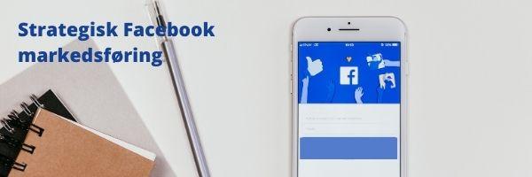 online kursus i strategisk Facebook markedsføring